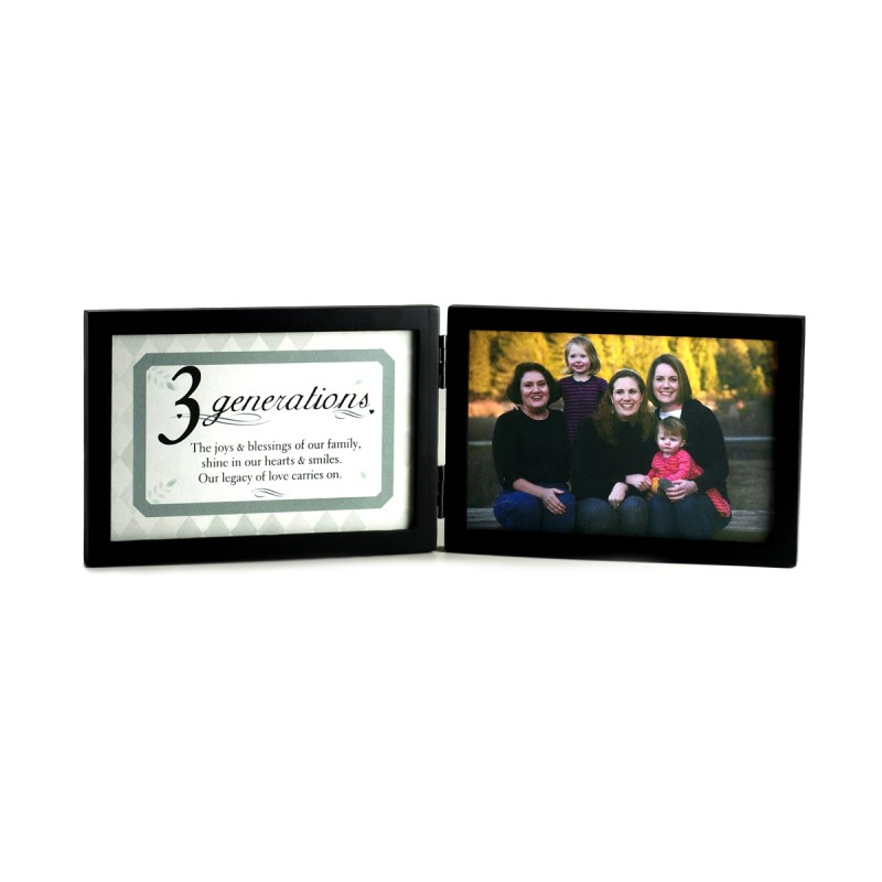 Family Portrait Frame: Three Generations | kindredgiftboutique.com