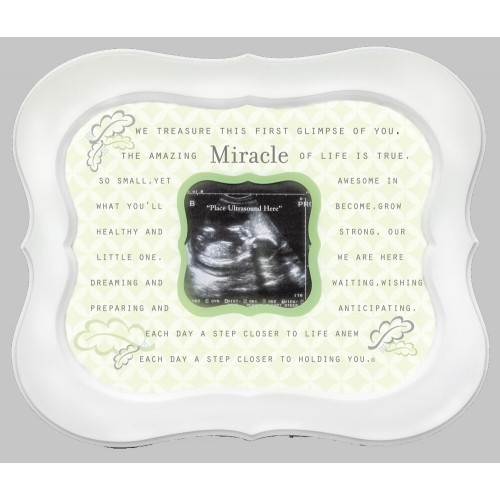 Miracle Ultrasound Frame: Home Decor