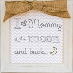 Mommy Frame: Moon and Back