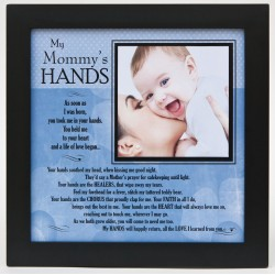 My Mommy's Hands 8x8 Frame