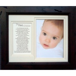 Great-Grandparent Frame: First Great Grandchild