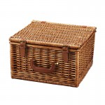 Cheshire Basket For 2 W/Coffee Service