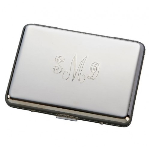 Accordion Style Card Case