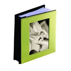 Goldtone Album With Frame Style Cover