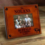 Personalized Cabin Picture Frames